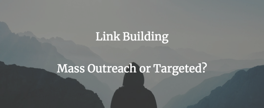 Is Guest Post Outreach Just a Numbers Game?